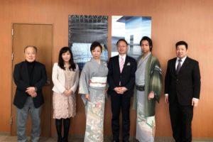 金沢市長様へ表敬訪問。キリシタンツーリズムのご提案と五島列島での3月のイベントをご報告へ