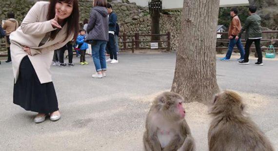 大分の魅力を発信!高崎山の猿に感動!アドバイザーとしてお招きいただきました。