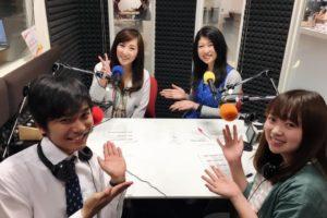 """福岡のラジオ番組""""FUKUOKA2020″のゲストでお話させていただきました!九州の学生さんが熱い!"""
